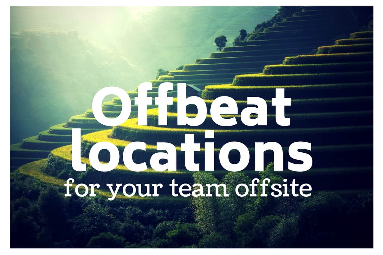 Offbeat locations