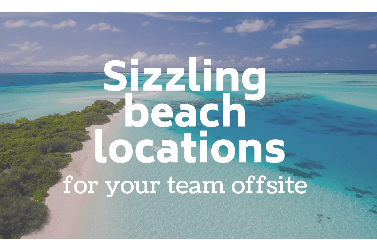 Sizzling Beach locations