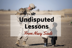 10 Undisputed Team Building Lessons from Navy Seals