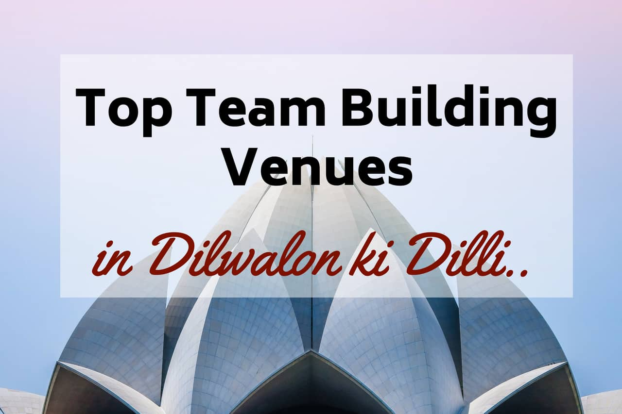 Top Team Building Venues