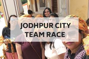 Team Building in Jodhpur
