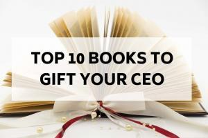 Top 10 books to gift to your CEO
