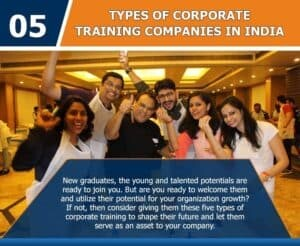Infographic: 5 Major Types of Corporate Training Programs