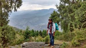 Karan_Travelling