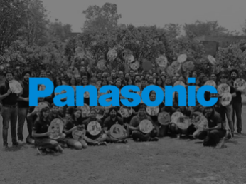 PANASONIC driving epic work culture