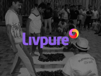 Team LIVPURE going for Greatness