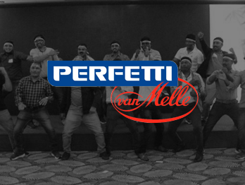 Olympics Challenge for Perfetti Sales Team