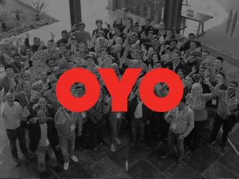 The First Global Conference - OYO