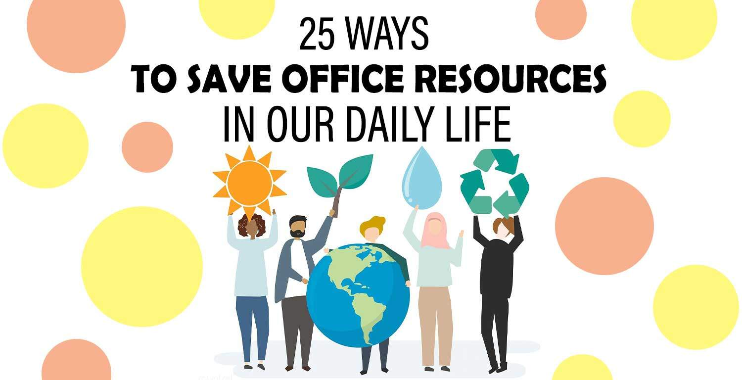 25-ways-to-save-resources