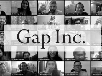 GAP Inc. raising a Virtual Toast