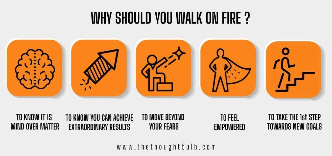 What are the Firewalk Benefits